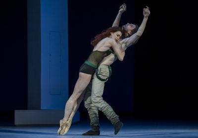 Jean-Christophe Maillot fa danzare l'amore di coppia con i superlativi danzatori del Bolshoi