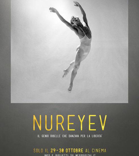 """""""Nureyev"""", una vita grande, autentica, una pellicola da non perdere."""