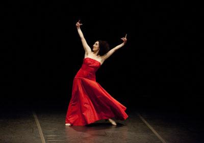 """Morganti danza per """"Pina"""" e incontra il pubblico con un inaspettato dopo """"show"""""""