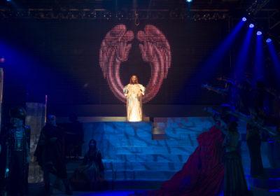 Il Jesus Christ Superstar di Piparo a Milano, Roma e Genova