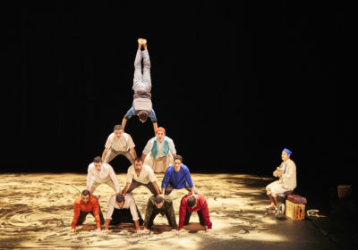 """""""Se dico danza a cosa pensi""""? Genova risponde con due settimane di spettacoli, eventi, laboratori"""