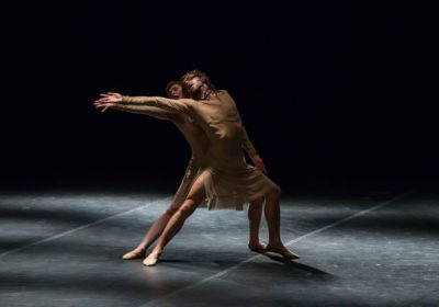 Ballet National de Marseille: duello tra corpi