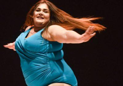 Claudia Marsicano, un corpo che danza la Bellezza interiore
