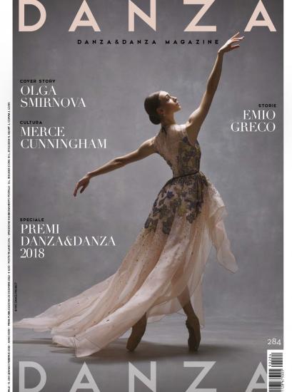 """Danza&Danza  sceglie """"i migliori"""" per l'anno 2018 e la Biennale di Venezia annuncia I leoni per la Danza 2019"""
