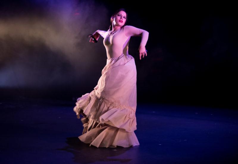 """Maria Moreno """"regina"""" del flamenco"""