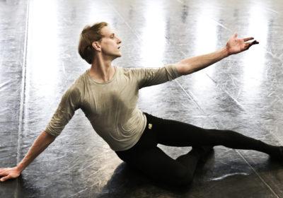 """Hallberg """"La mia danza è emozione"""""""