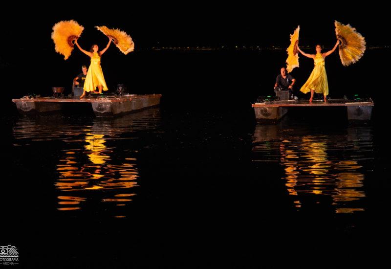 Danza, poesia, musica sulle acque del Lago Maggiore