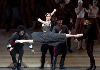 """Roma: Danza a 5 stelle con il """"Gala Les Etoiles"""" all'Auditorium Parco della Musica"""