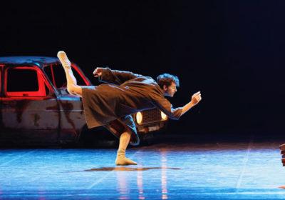 Utilitaria Don Chisciotte: il coreografo Fabrizio Monteverde si cimenta con il classico di Cervantes