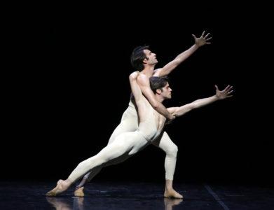 Le combat des anges - Claudio Coviello Marco Agostino -prove in costume ph Brescia e Amisano teatro alla Scala