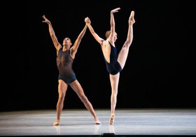 "Alonzo King LINES Ballet al ""LAC"" a Lugano con Kronos Quartet"