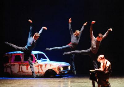 "Ingegnoso, poetico, drammatico ""Io, Don Chisciotte"" di Monteverde in tournée"