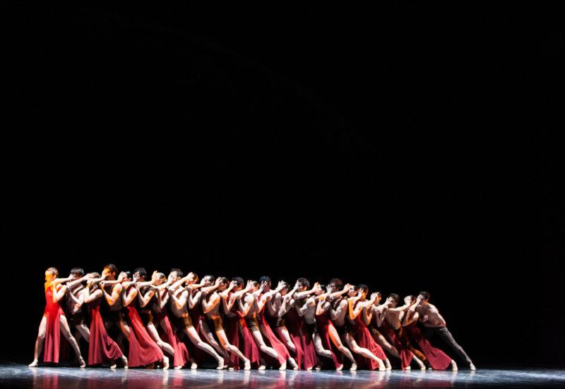 """La danza """"Mediterranea"""" energica e giovanile di Bigonzetti in onda il 1° maggio su Rai5 alle 10"""