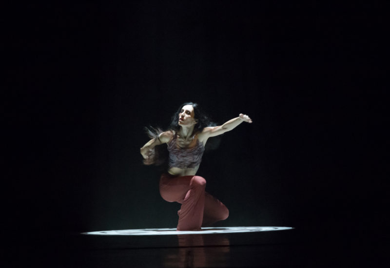 """La danza """"mistica"""" di Sara Orselli: l'allieva storica di Carolyn Carlson racconta i suoi """"soli"""" per il Festival Civitanova Danza"""