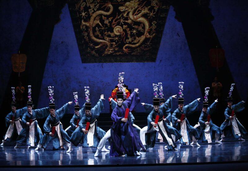 La più famosa storia d'amore coreana danzata dall'Universal Ballet
