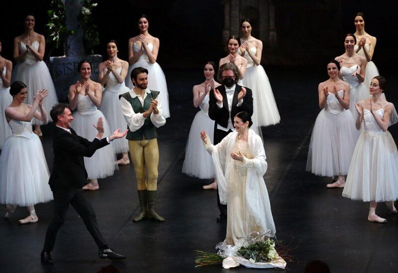 Il Teatro alla Scala annuncia la scomparsa di Carla Fracci icona del balletto mondiale, artista versatile e unica
