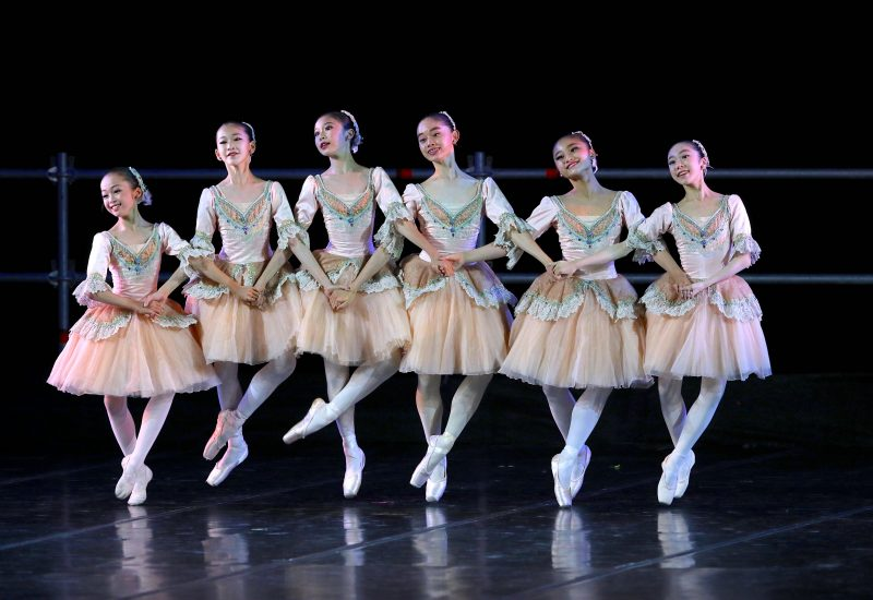 La carica dei giovani talenti al Nervi Music Ballet Festival
